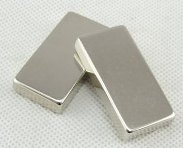 强磁钕铁硼方块