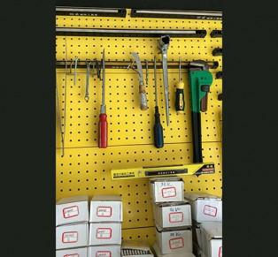 磁性工具架